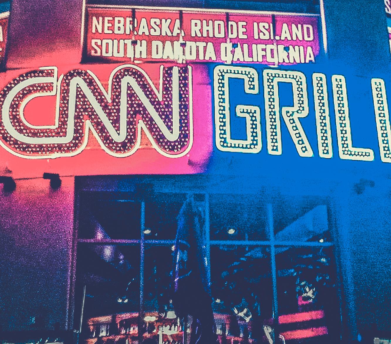 CNN Grill – Charlotte 2012